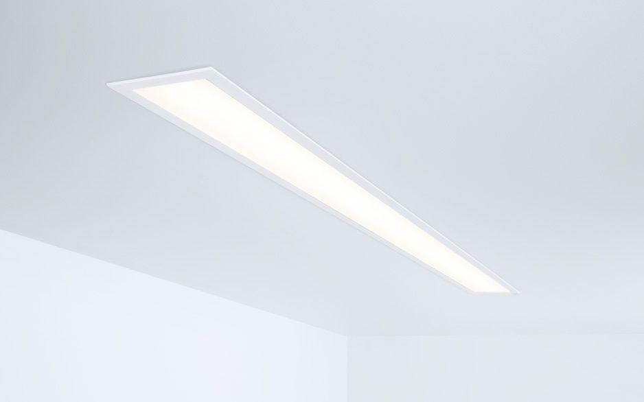 Luminaire Encastrable Au Plafond / À Led / Linéaire / En Aluminium