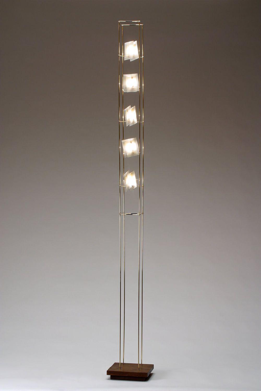 lampadaire design halogene