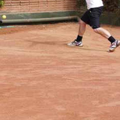Terre battue synthétique pour terrain de tennis - MATCHCLAY - Playrite