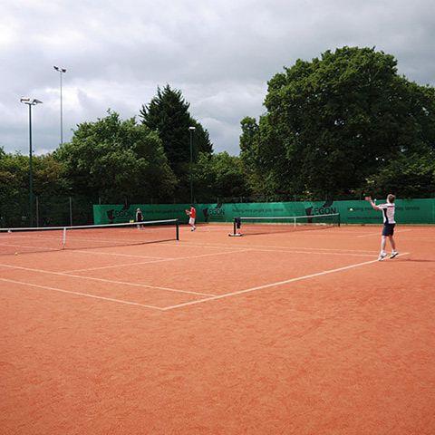 Terre battue synthétique pour terrain de tennis - CLAYRITE - Playrite