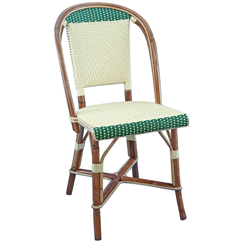Chaise classique / en rotin / professionnelle - PERE TRANQUILLE ...