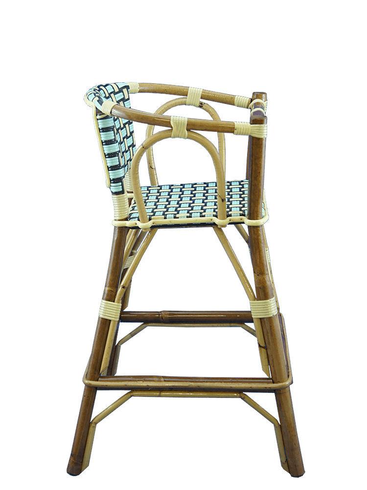 Chaise haute standard / en rotin / pour restaurant - BEBE - Maison ...