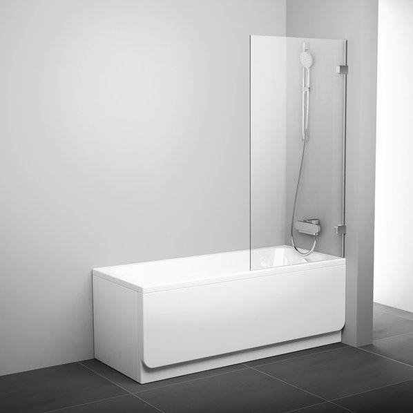 Célèbre Pare-baignoire fixe - BVS1 - RAVAK KQ28