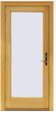 Porte Fenêtre Battante En Aluminium En Bois à Double Vitrage