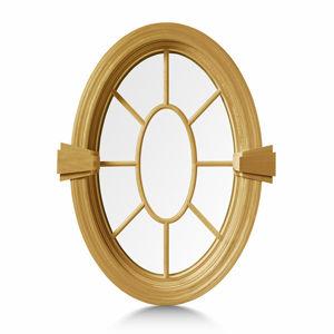 Exceptionnel Fenêtre battante / en bois / à double vitrage / oeil de boeuf  PF94