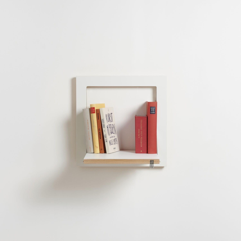 étagère Murale Modulable Design Scandinave En Bouleau Fläpps