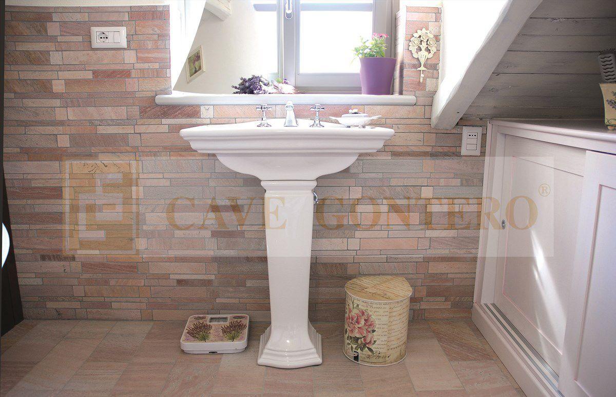 Mosaïque d'intérieur / de salle de bain / murale / en pierre ...