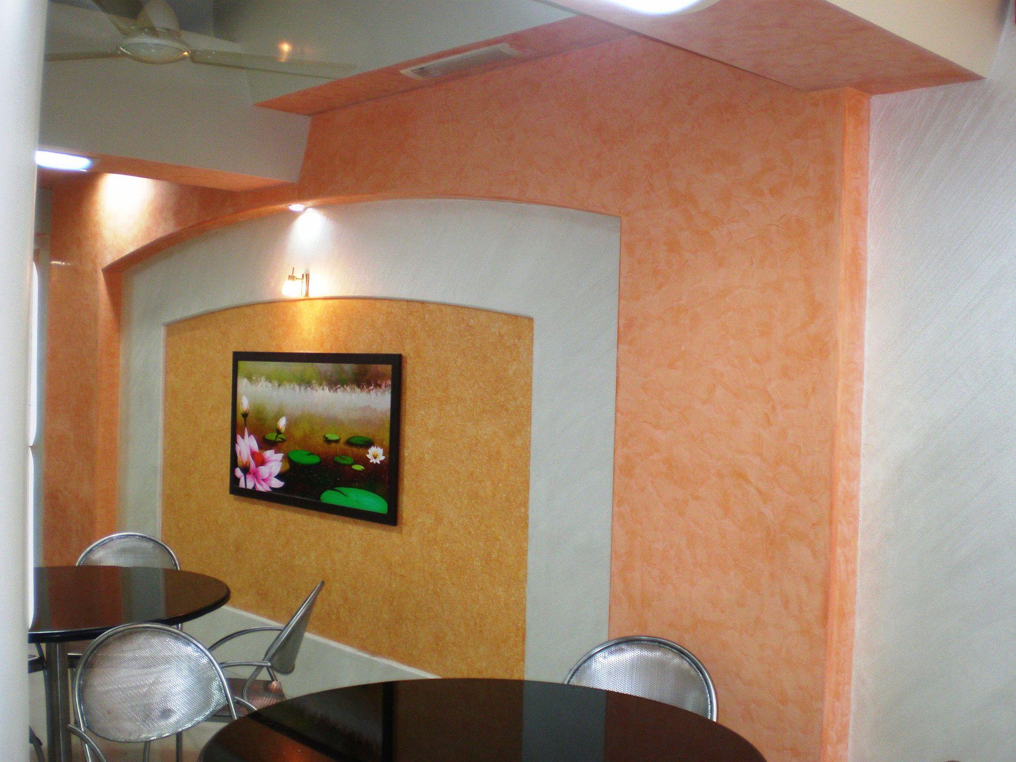 Bien connu Peinture décorative / pour mur / intérieure / acrylique - ARTECO  ZH82