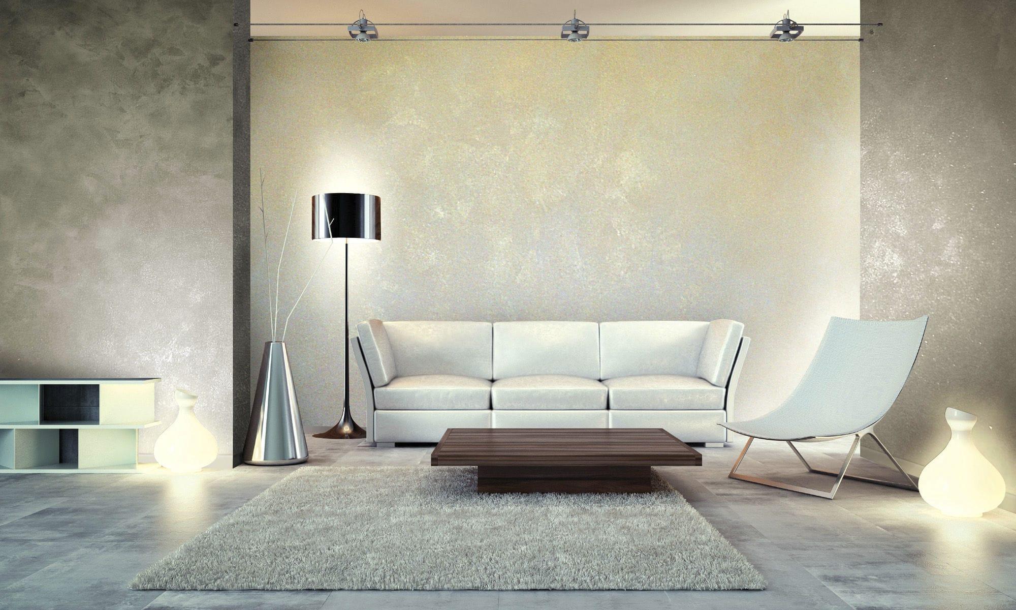 Charmant Peinture Décorative / Pour Mur / Intérieure / Acrylique   KLONDIKE LIGHT