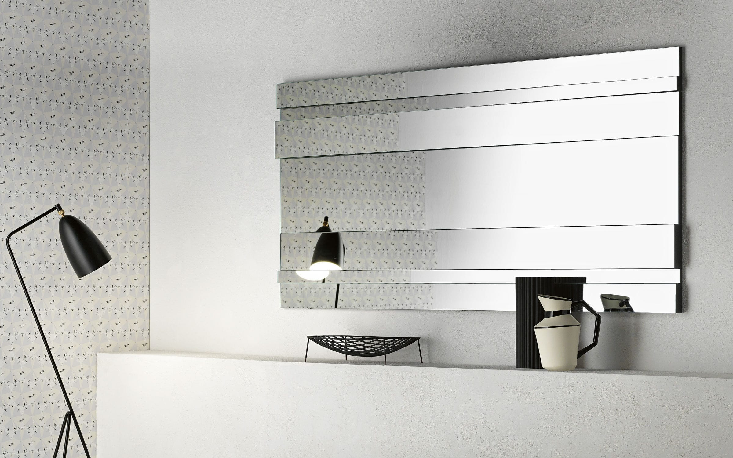 Miroir mural contemporain design