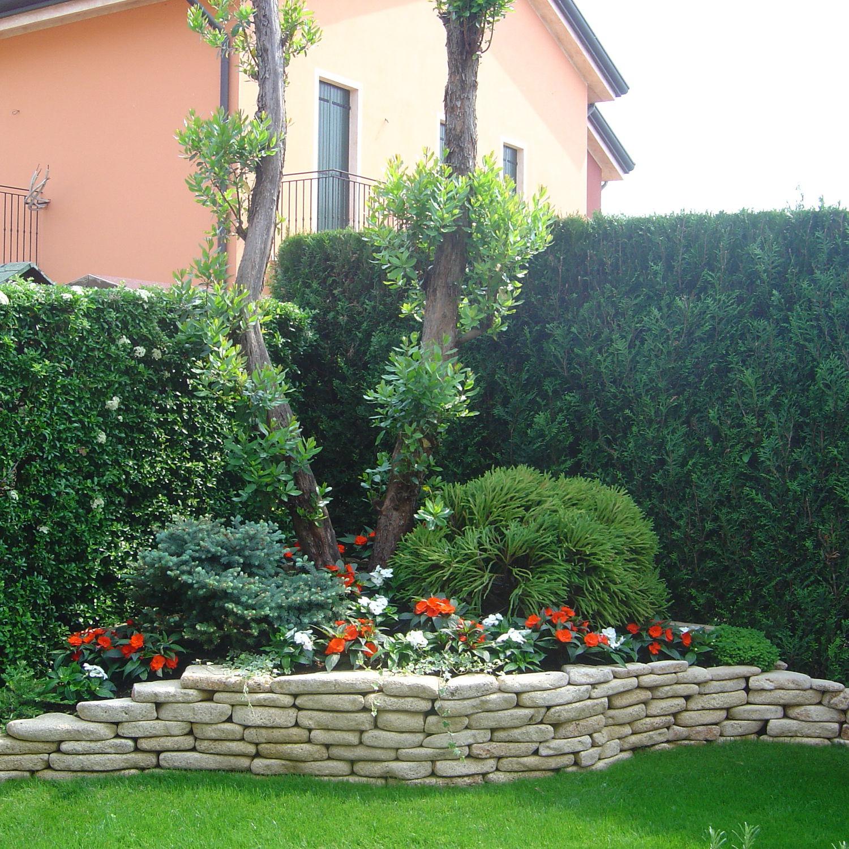 Exceptionnel Bordure de jardin / en pierre naturelle / rectangulaire - Un Mondo  NL01
