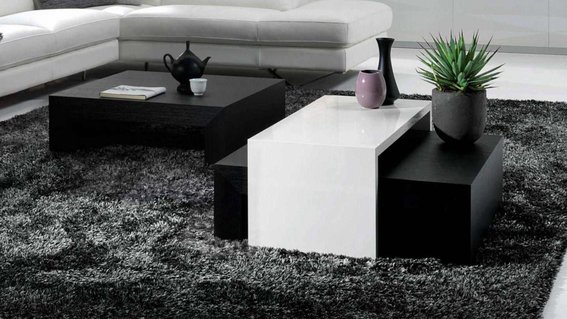 Table basse contemporaine / en bois / rectangulaire / carrée - MARTA ...
