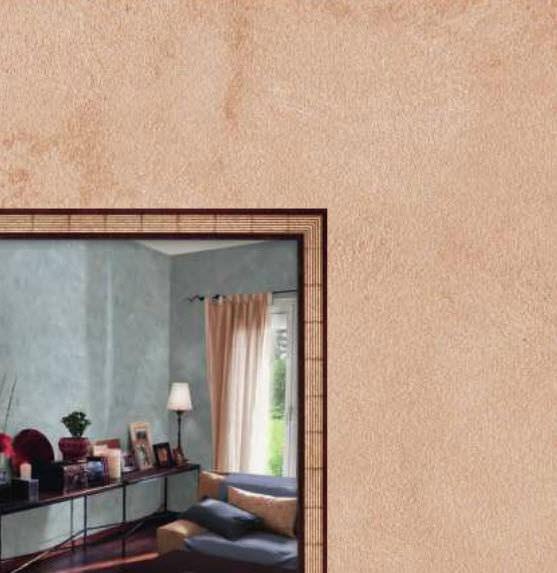 Enduit Décoratif / D'Intérieur / Pour Mur / En Plâtre - Le Sablé