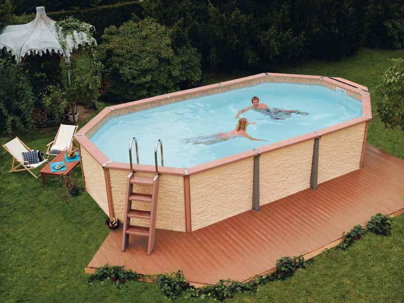piscine bois zodiac