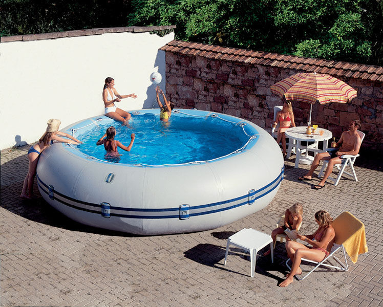 piscine gonflable zodiac - Photo