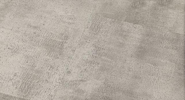 Revêtement de sol en PVC / en dalle / texturé / aspect pierre ...
