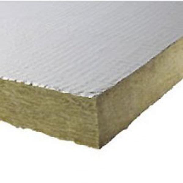 isolant thermique / en laine de roche / en panneaux rigides - slab