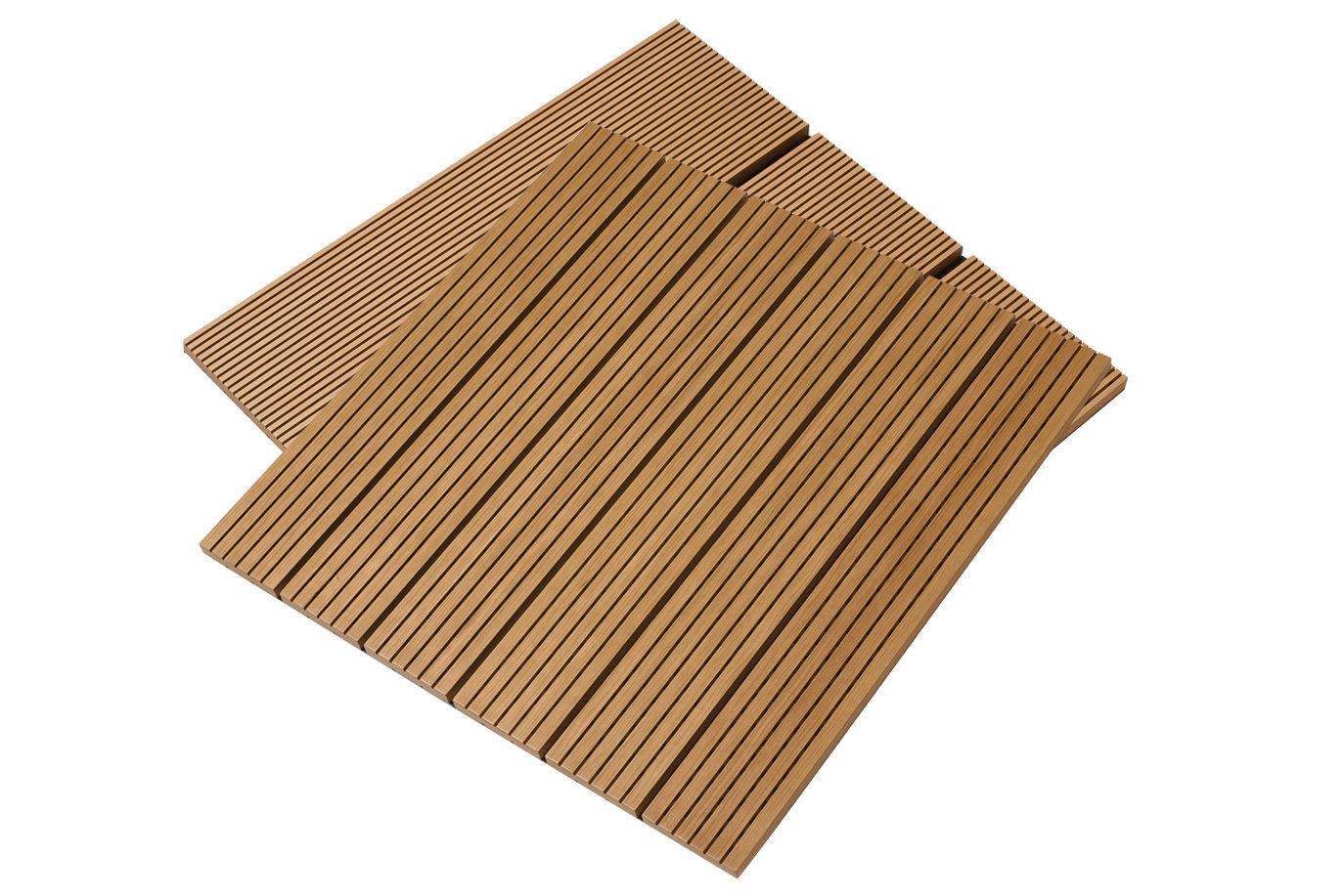 Exceptionnel Faux-plafond en bois / en dalles / ignifuge - SOLO-T - Decoustics OV83