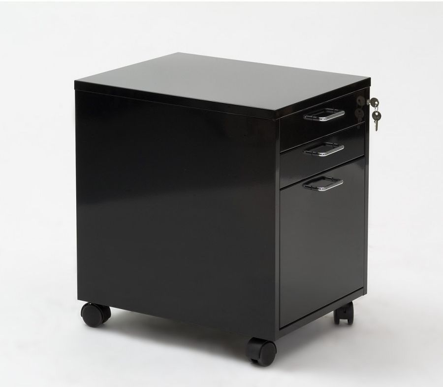 caisson de bureau acier