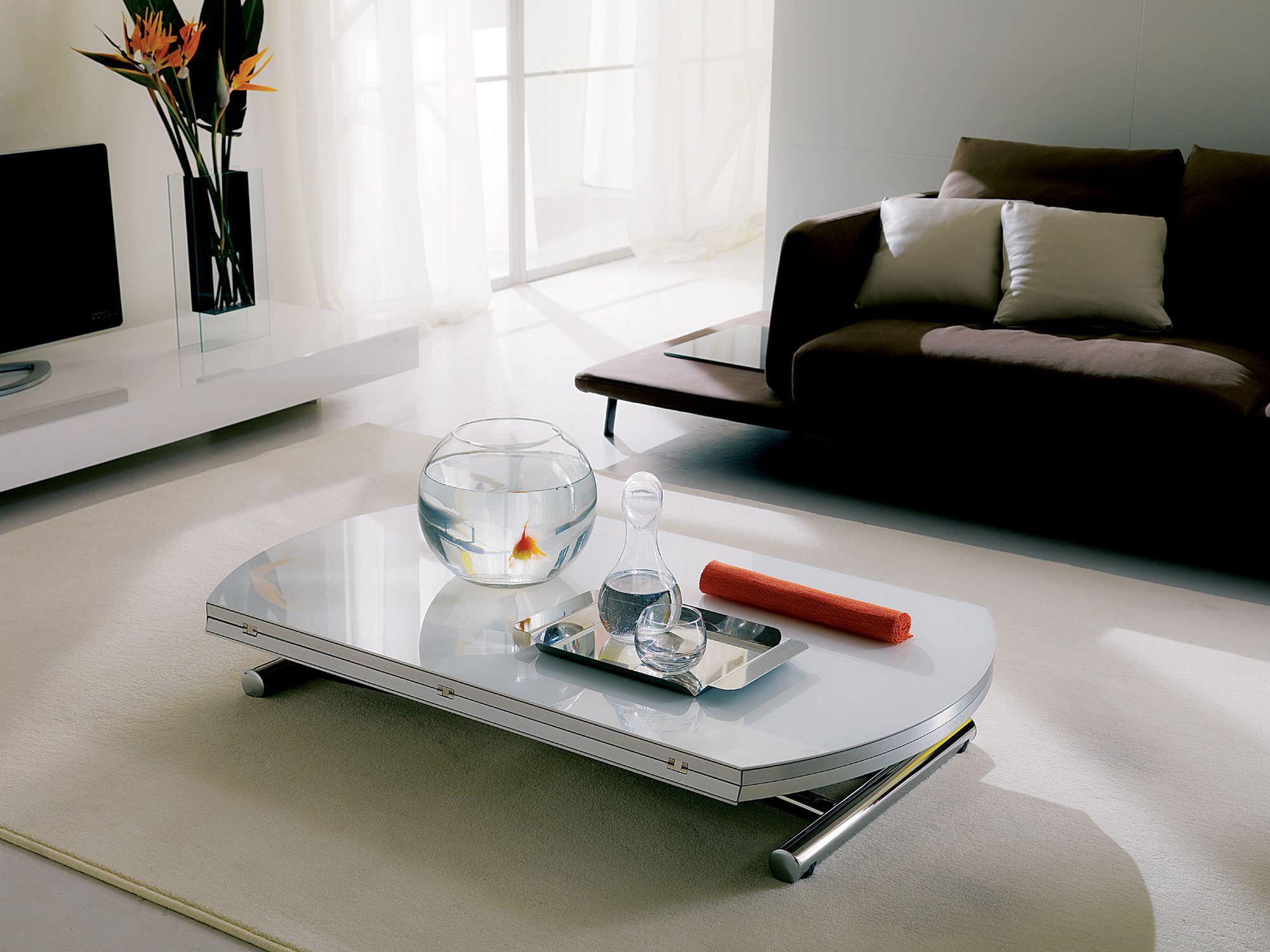 table ajustable en hauteur avec rallonge - Table Reglable En Hauteur Avec Rallonge