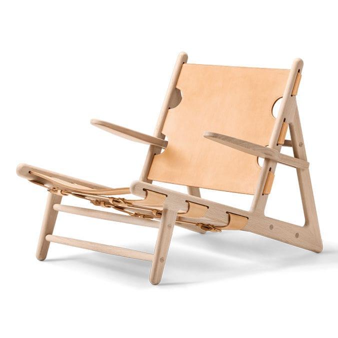 Bois Chêne En Cuir Chaise Design Scandinave Longue qMUVGSpLz