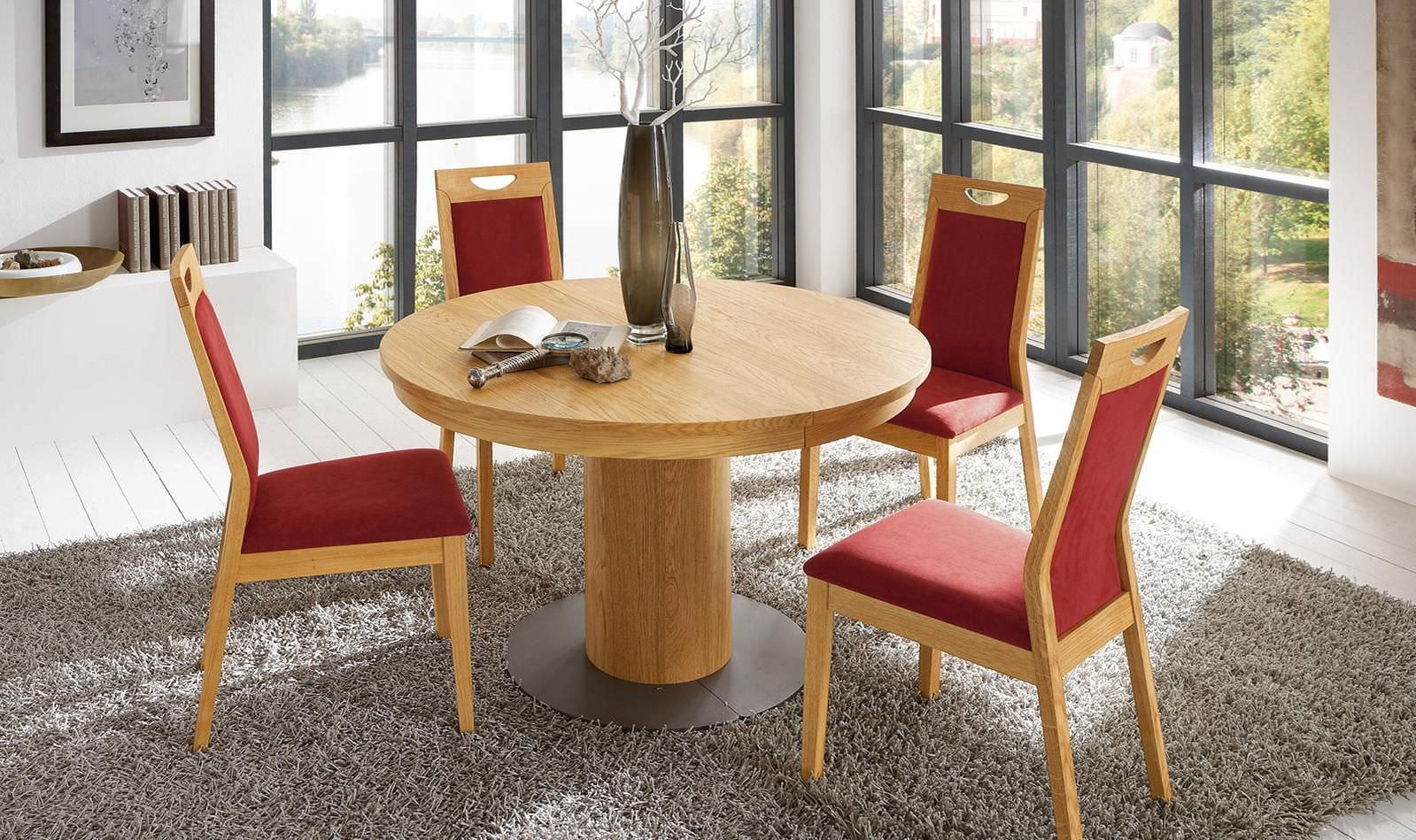 96380 8080415 29 Impressionnant Table A Manger Ronde En Bois Sjd8