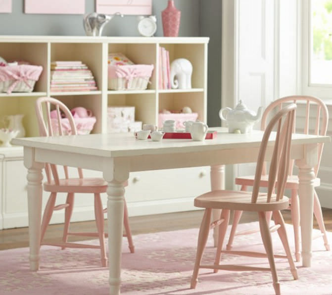 Ensemble table et chaises contemporain / en bois / pour enfant ...