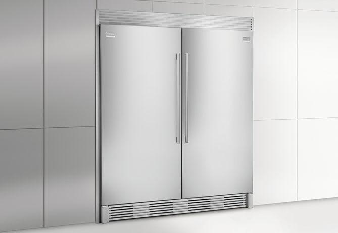 Refrigerateur Armoire En Inox Ecologique Encastrable