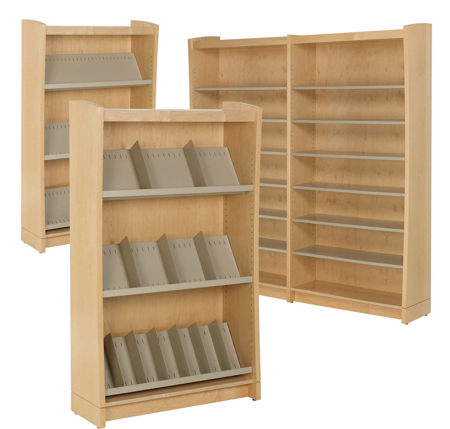 Rayonnage Pour Archives Modulaire Pour Stockage Pour  # Bibliotheque Modulaire