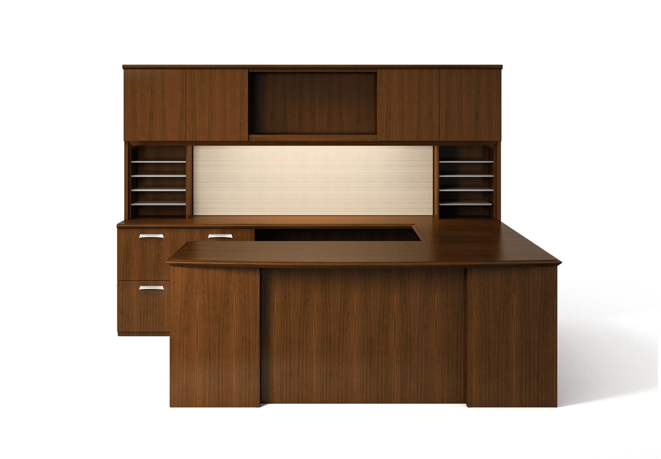 Ensemble bureau et rangement professionnel EQUATE by IDa Design