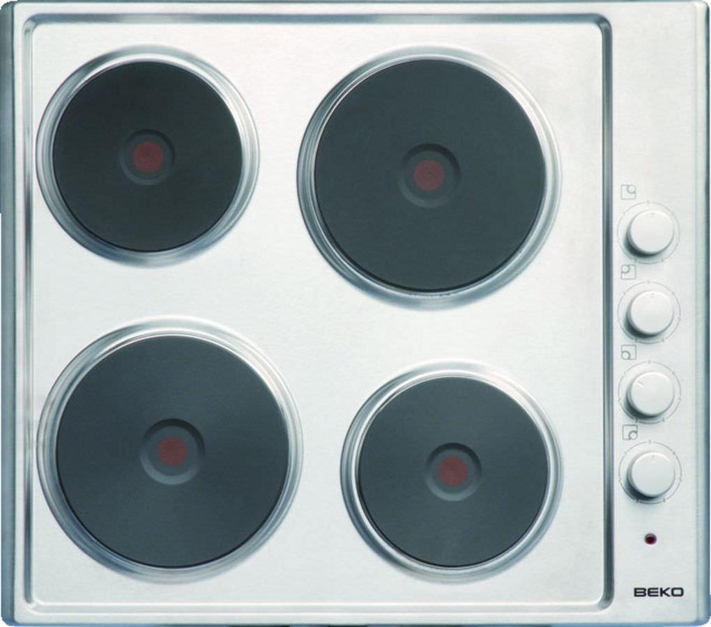table de cuisson électrique - hize64101 - beko