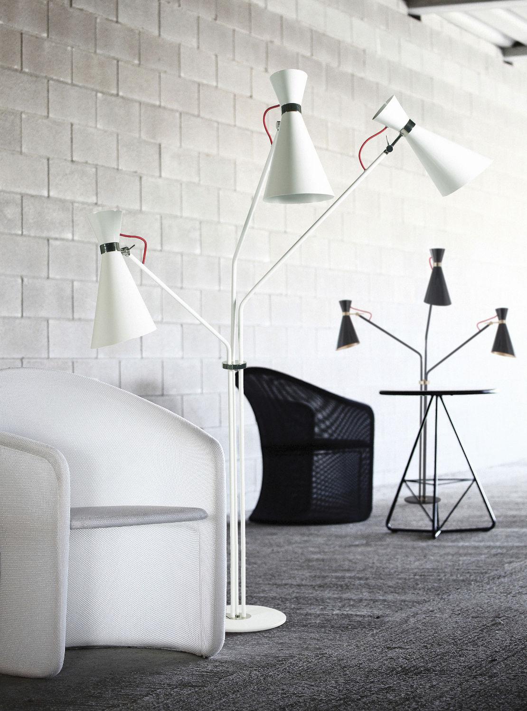 Vintage Lamps mood board simone mid century delightfull
