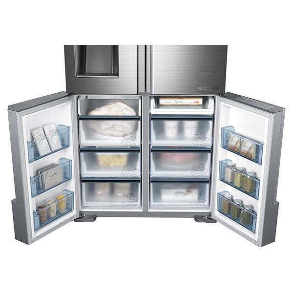 À portes françaises rf34h9960s4/aa samsung home appliances
