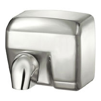 Sèche-mains électronique / mural / en inox / pour personnes à mobilité réduite