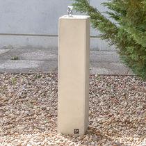 Fontaine à boire d'extérieur / en béton