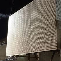 Mur en béton préfabriqué / avec panneau modulaire