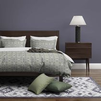 Tissu d'ameublement / pour rideaux / à motif / en polyester