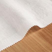 Tissu pour rideaux / uni / en lin / en satin