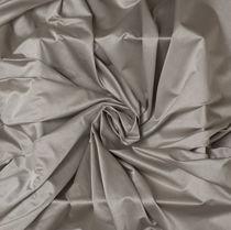 Tissu pour rideaux / d'ameublement / uni / en coton