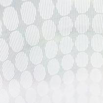 Voilage à motif / en polyester