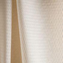 Voilage uni / en coton / en polyester