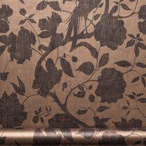 Papiers peints contemporains / à motifs floraux / lavables