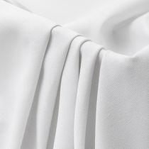 Tissu pour rideaux / uni / en polyester / ignifuge
