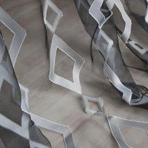 Voilage à motif géométrique / en Trevira CS®