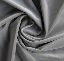 Tissu d'ameublement / uni / en velours / en Trevira CS®
