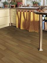 Revêtement de sol en vinyle / à usage résidentiel / lisse / aspect bois