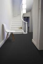 Revêtement de sol en vinyle / à usage résidentiel / mat / effet métallisé