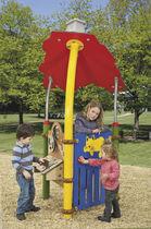 Cabane pour enfant d'extérieur