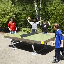 Table de ping-pong pour espace public / pour aire de jeux