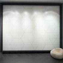 Carrelage d'intérieur / mural / en grès cérame / géométrique